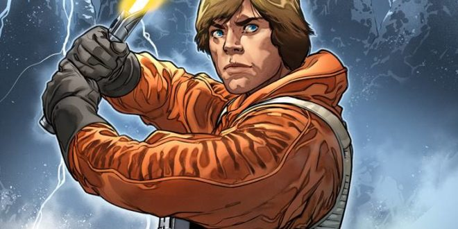 Luke Skywalker to get new lightsaber in Star Wars comic