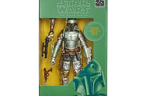 New Star Wars Black Series Carbonized and Vintage Collection figures announced