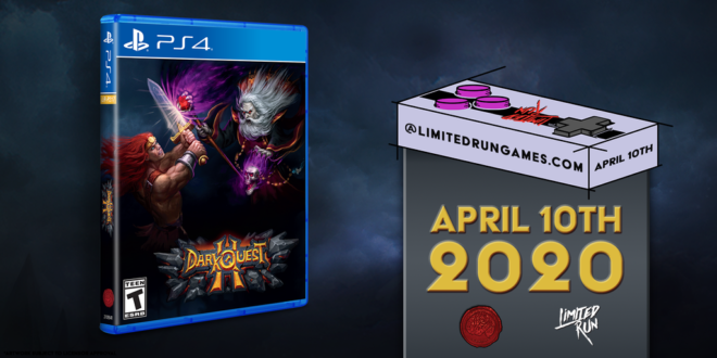 Black Bird, Dark Quest II and more hitting Limited Run this week