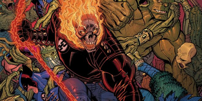 Here's what Marvel Comics will have in stores this August