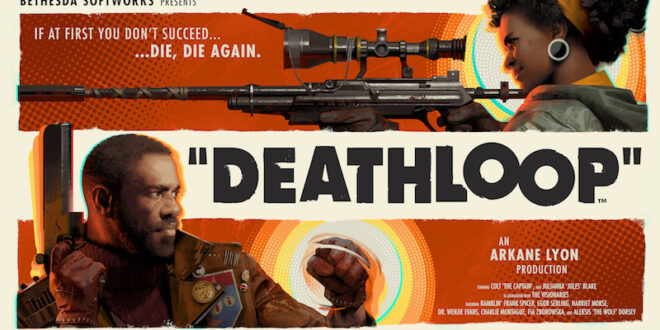 "Deathloop debuts new gameplay footage and ""Deja Vu"" theme song"