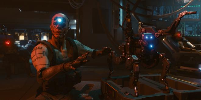 Episode 3 of Cyberpunk 2077's Night City Wire debuts