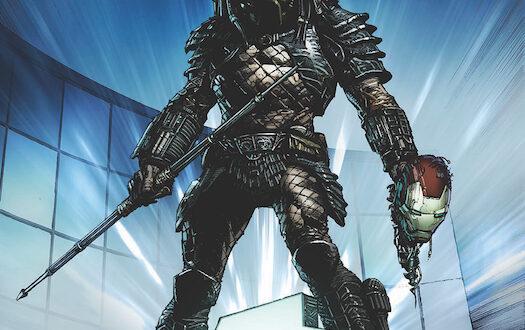 Marvel Comics gets Alien and Predator