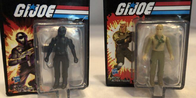 World's Smallest: G.I. Joe (Action Figure) Review