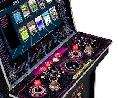 AtGames' Legends Ultimate arcade machine gets a second run