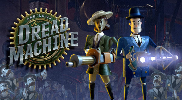 Trailer: Bartlow's Dread Machine brings back arcade shooters