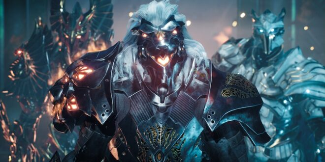 Gearbox sets up pre-orders for PS5's Godfall