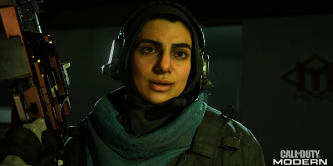Trailer: Call of Duty: Modern Warfare multiplayer gets Farah and Nikolai