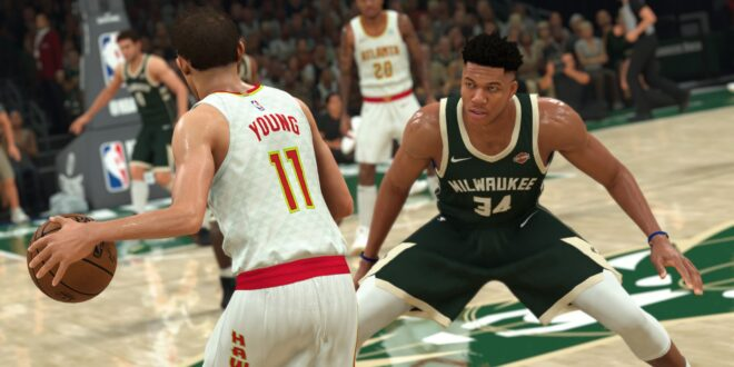 NBA 2K21 makes a full-court press to Xbox' Game Pass