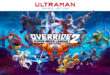 Trailer: Override 2: Super Mech League intro's Ultraman
