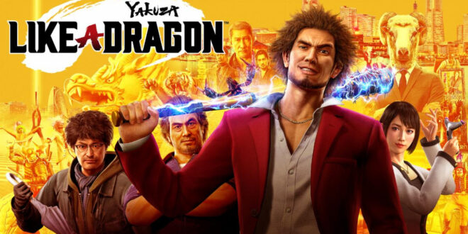 Yakuza: Like a Dragon arriving in December, on PS5 in March