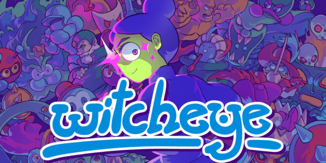 Witcheye (Switch) Review