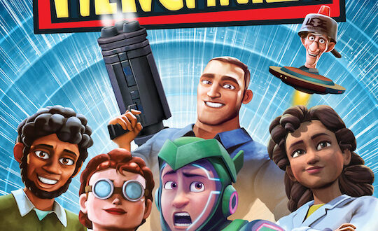 Trailer: Henchmen makes it's semi-villainous debut