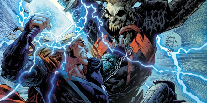 Marvel talks tie-ins, teases massive Thor v Knull brawl for King in Black