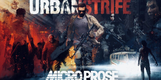 Microprose announces apocalyptic tactical RPG Urban Strife