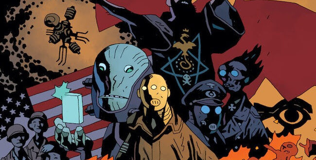 Secret Histories revealed in new Hellboy hardcover