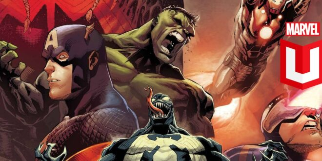 Venom and Absolute Carnage books added to Marvel Unlimited