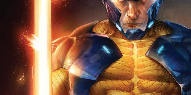 Valiant's X-O Manowar series finally restarts tomorrow