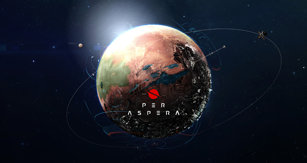 Trailer: Build your own Martian colony in Per Aspera