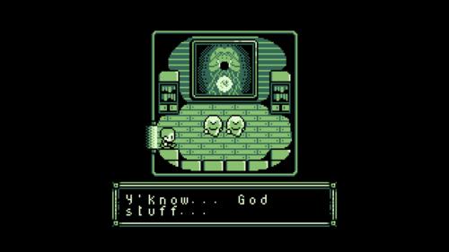 Deadeus God Stuff
