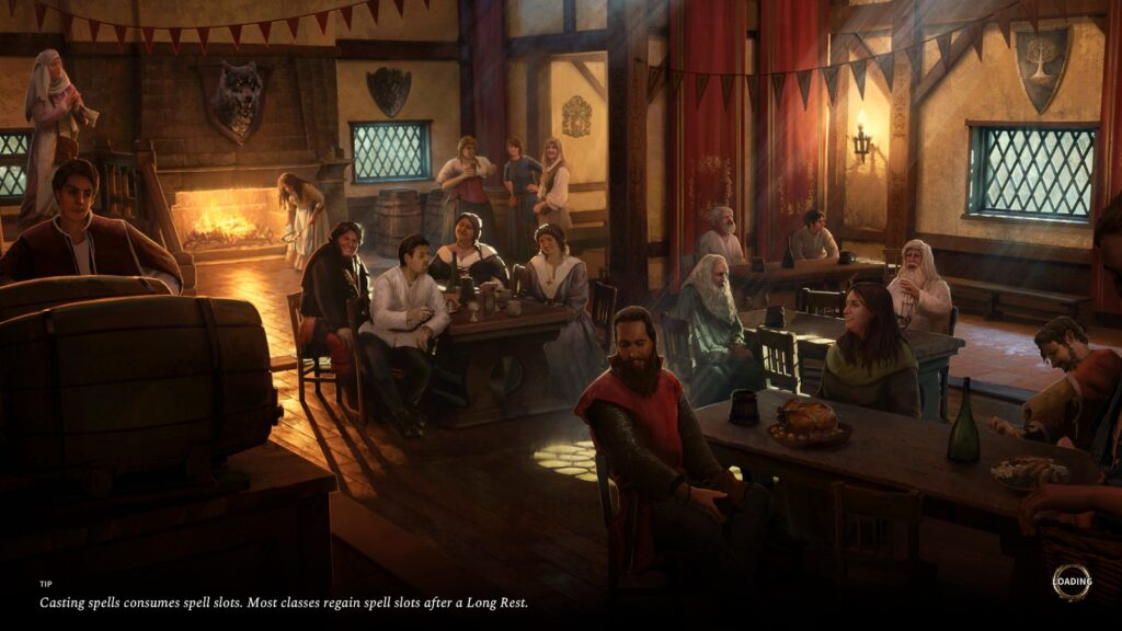 Solasta tavern