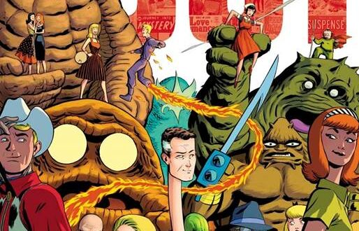 Marvel wraps the birth of its Silver Age into one Omnibus