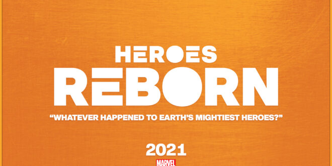 Marvel Comics bringing Heroes Reborn back this year