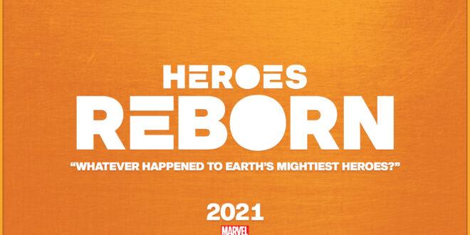 Marvel Comics bringing Heroes Reborn back this year