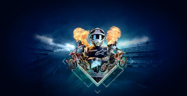 Trailer: Monster Energy Supercross revs up for launch