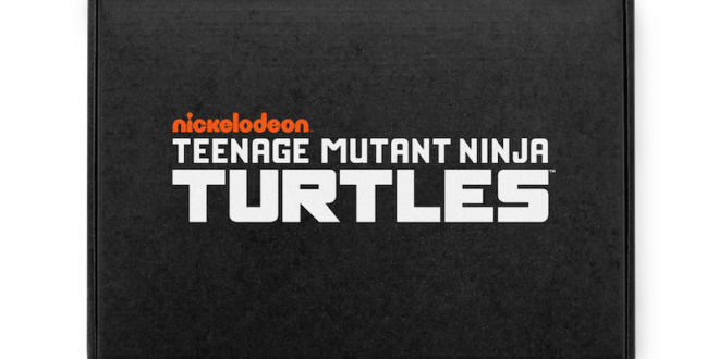 Loot Crate extends TMNT/NECA deal with second wave