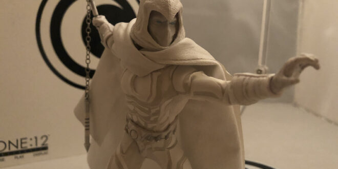 Mezco One:12 Collective Moon Knight (Action Figure) Review