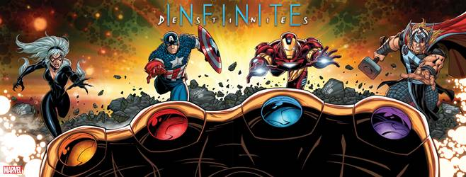 The Infinity Stones return once again in Marvel's Infinite Destinies
