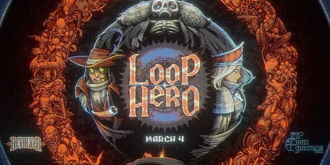 Trailer: Loop Hero loops onto the PC today