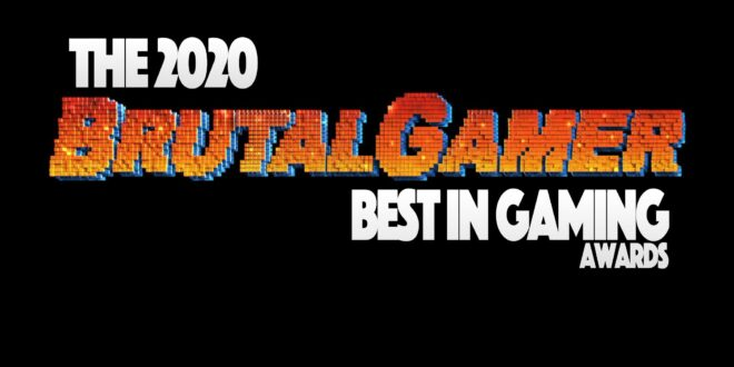 Top ten games of 2020: Editor-in-Chief Jason's picks
