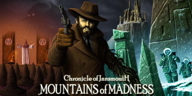 Mountains of Madness brings back old school adventure-gaming