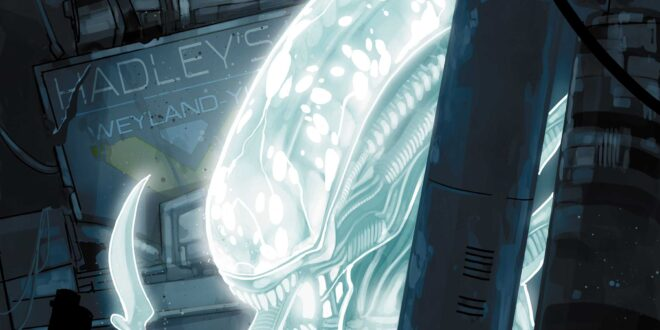 Return to Hadley's Hope in Marvel Comics' Aliens: Aftermath
