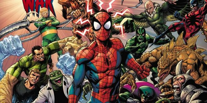Doc Ock returns, and all-out Sinister War is about to break loose in Marvel's Spider-Man comics