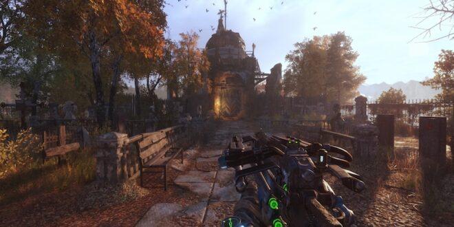 Trailer: Metro Exodus returns in enhanced form for PC