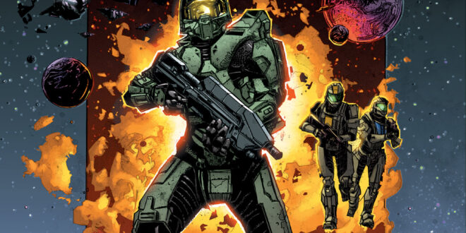 Three more classic Halo stories return to print from Dark Horse