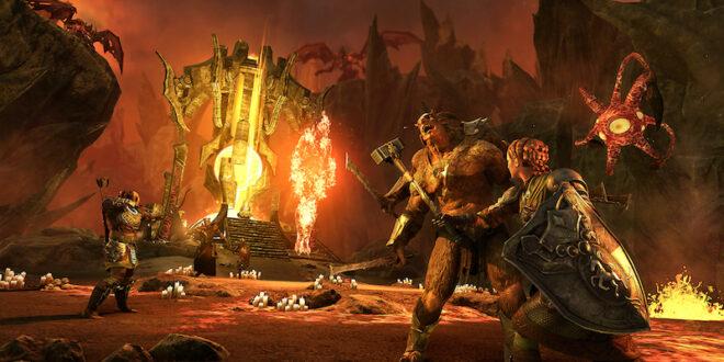 E3 2021 Trailer: The Elder Scrolls Online's Blackwood arrives with current-gen boost