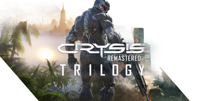 Trailer: Crysis Remastered Trilogy arrives on consoles and PC