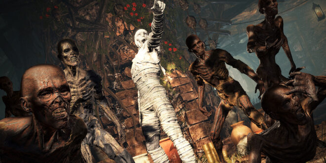 E3 2021: FPS Strange Brigade is out right now on Switch