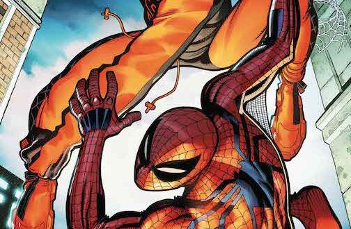 It's Spidey v Spidey as the Beyond Corp targets Miles Morales