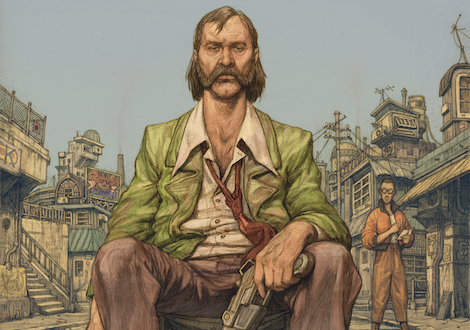 Disco Elysium lands on the Switch on October 12th