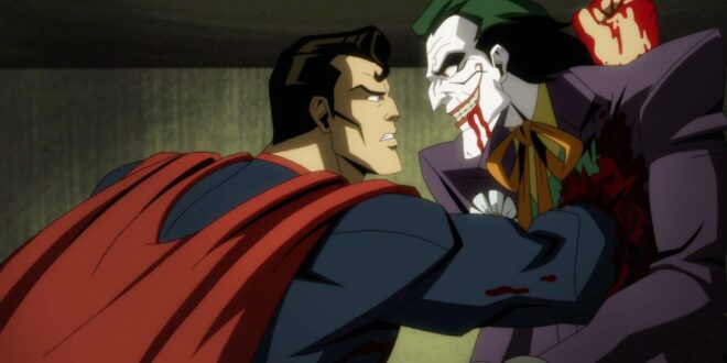 Trailer: Warner Bros unleashes Red Band look at Injustice