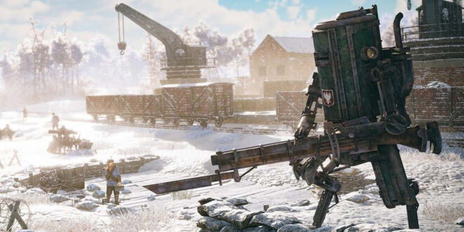 Trailer: Iron Harvest Complete Edition brings the full RTS experience to consoles