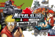 A double dose of Metal Slug action, out now on Switch