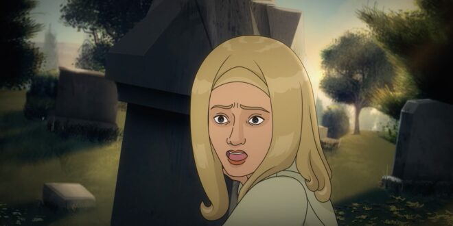 Check out 4 new images from Night of the Animated Dead