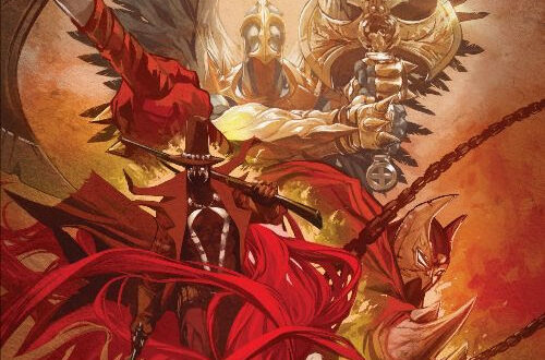 The Scorched ushers in Todd McFarlane's first superhero team