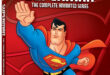 Warner Bros' remaster of Superman: The Animated Series hits retail tomorrow